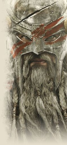Skyrim Concept art, but One day I would love to have a beard as glorious as this, thats my aim MFC4012
