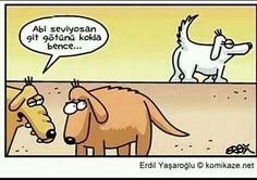 charming life pattern: karikatür - erdil yaşaroğlu - :)
