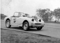 Frogeye Sprite Racer