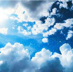 #sky #clouds #cutewallpaper #cutegirlywallpaper #blue #wallpaper