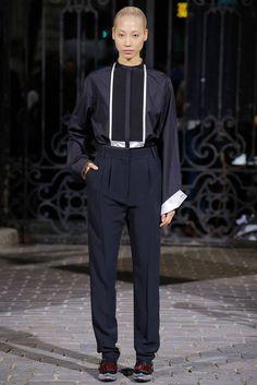 Haider Ackermann Spring-Summer 2017 - Paris Fashion Week #PFW