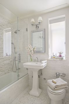 Small Bathrooms Come Alive With These 20 Stylish Transformations   Home Decor  Designs
