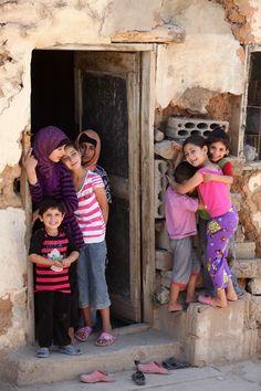 https://flic.kr/p/doV4FL | Refugiados sírios no Líbano | Crianças refugiadas  da…