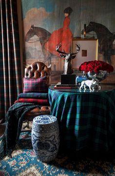 Scot Meacham Wood tartans