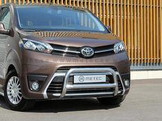 Metec EU godkjent FrontGuard Toyota Proace 2016- Toyota, Vehicles, Car, Automobile, Autos, Cars, Vehicle, Tools