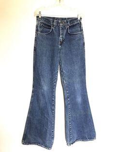 vintage sergio valente Bell Bottom Women's Jeans Size 32/36 #SergioValente #BellBottom
