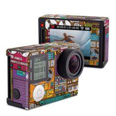 In My Pocket GoPro Hero4 Silver Edition Skin