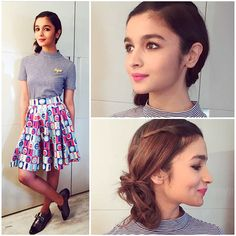 Alia Bhatt Is The Perfect Girl Next Door Meets Glamour Diva Bollywood Fashion, Bollywood Actress, Bollywood Stars, Alia Bhatt Hairstyles, Very Hot Picture, Aalia Bhatt, Alia Bhatt Cute, Alia And Varun, Open Hairstyles