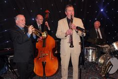 Jazz Evening at the Club, 27th February 2014