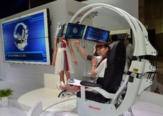 Tokyo gadget show offers glimpse of tomorrow - http://newsrule.com/tokyo-gadget-show-offers-glimpse-of-tomorrow/