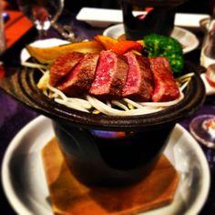 Eaten Kobe Beef in Kobe