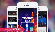 Discount Broadway Tickets at the Touch of a Button? It's possible with TodayTix Broadway Tickets, Young Prince, I Win, Travel Usa, First Time, Coding, Buttons, Touch, Coupon