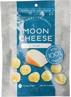 Moon Cheese Gouda Cheese Snack