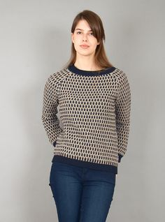 Couverture and The Garbstore - Womens - Steven Alan Womenswear - Rosada Wool Sweater