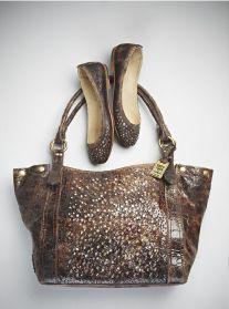 Frye Shoulder Bag & 'Carson Studded Ballet Flat' #Nordstrom #NSale