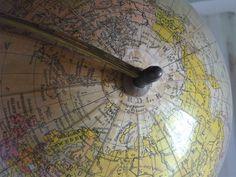 Antiker Globus, Räth-Globus 21 cm | eBay