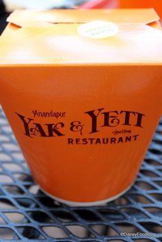 Review: Anandapur Local Food Cafes (Yak and Yeti Counter Service) in Animal Kingdom | the disney food blog