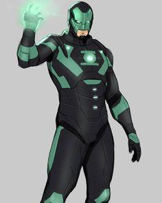 Dc Comics Heroes, Dc Comics Art, Marvel Heroes, Marvel Dc, Green Lanterns, Green Lantern Corps, Superhero Characters, Dc Comics Characters, Comic Books Art