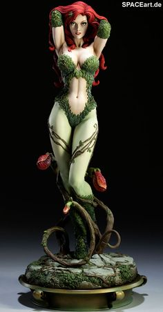Poison Ivy action figure. I can feel the pheromones all the way across the Internet.