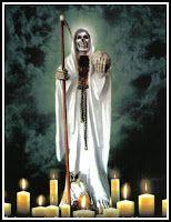 Oracion contra ENVIDIAS de LA SANTA MUERTE