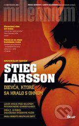 Dievca, ktore sa hralo s ohnom (Stieg Larsson)