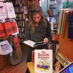 In my element. #candidshot #book #bookstore #Salem #bookish #candid #salemma #indiebookstore #books #bookslover #booklover