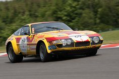 Ferrari 365 GTB/4 Daytona Group 4 (Chassis 16717 - 2011 Spa Classic) High Resolution Image