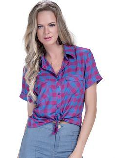 18 melhores imagens de Camisa Social Feminina Principessa  8b976c53a24