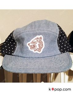 K2POP - EXO COLLABORATION SHOP [BWCW : BOY WHO CRIED WOLF] OFFICIAL GOODS : EXO WOLF CAP