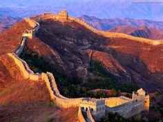 Muraglia cinese - sfondi: http://wallpapic.it/architettura/muraglia-cinese/wallpaper-6625
