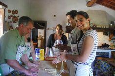 Italian Cooking Class in Chianti wine region,Tuscany