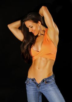 Heather Prescott Fitness & Personal Trainer - Fred Turnbow Photography
