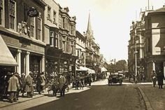 Palmerston Road, Southsea, c1925