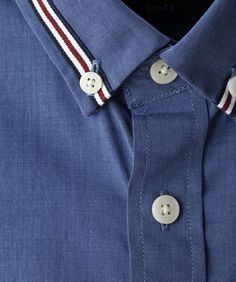 Men's Button Down Shirt - FREE Sewing Pattern and Style Ideas