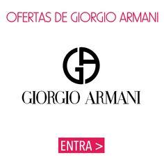#ofertas y #descuentos de Giorgio Armani
