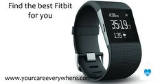 With seven devices at six different price points, Fitbit offers a wearable for just about every athletic and technological skill level. Fitness Devices, Best Fitness Tracker, Gym Classes, Track Workout, Stubborn Belly Fat, Improve Posture, Gym Gear, Wearable Technology, Lose Weight