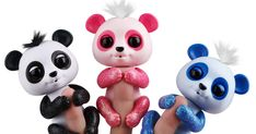 Hip2Save - Up to 70% Off WowWee Fingerlings Interactive Toys at Amazon | Panda, Baby Shark & More: Hurry on over to Amazon… - View More Panda Drawing, Interactive Toys, Baby Shark, Baby Elephant, Baby Animals, Iphone Cases, Dolls, Amazon, Shopping