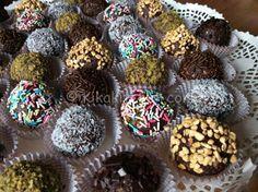 Le palline di cioccolato sono dei dolcetti semplici da preparare. E' una ricetta…
