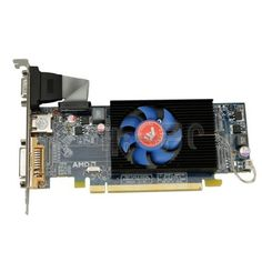 New ATI Radeon Hd5450 Ddr3 2gb 64-bit Pci-e VGA DVI Hdmi Graphics Card by new brand. $85.98. Graphics Processor: ATI Radeon HD5450 Bus interface: PCI-E Memory type: DDR3 Memory Size: 2048MB Bus width: 64-bit Output interface: VGA,DVI,HDMI Dimensions: 17.5 x 12 x 2.1cm/6.89 x 4.72 x 0.83inch(L x W x H) Weight: 5.71oz/162g  Compatible with: Windows XP/win7  Package includes: 1 x Graphics Card