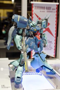 GUNDAM GUY: Gunpla Builders World Cup (GBWC) 2014 Japan Finalists Entries - On Display @ Gunpla Expo World Tour 2014 (Japan) [PART 4]