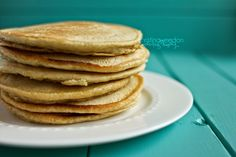 Dandelions on the Wall: Perfect Gluten Free Pancakes {gluten free, dairy free, and soy free}