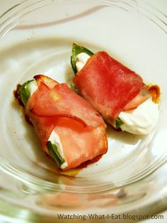 Watching What I Eat: Baked Jalapeño Poppers ~ Here is the Low Fat ~ Low Carb ~ Low Calorie recipe you have been waiting for!