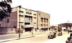 Plaza and Hippodrome Cinema Theatre, The Old Days, West Midlands, Local History, The Other Side, Vintage Postcards, Birmingham, Nostalgia, Castle