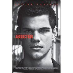 Abduction - Taylor Lautner plakat