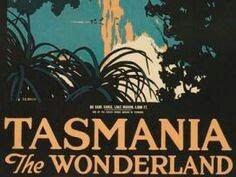 Old Tassie poster