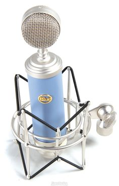 Blue's Bluebird.  I've heard good things about this mic, and I think I might want it for my studio.