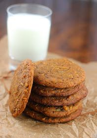 The Devil's Food Advocate: Molasses Cookies with Coconut, Rum, and Ginger