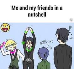 YES GUYS Alois' face though