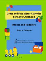 Wonderful activities to support infant/toddler Motor Development. This resource is available to download at http://www.earlychildhood.msstate.edu/resources/motoractivities/pdfs/infant-toddler.pdf. Check out the resource for Preschool children, too!