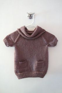 adorable knit pullover for girls